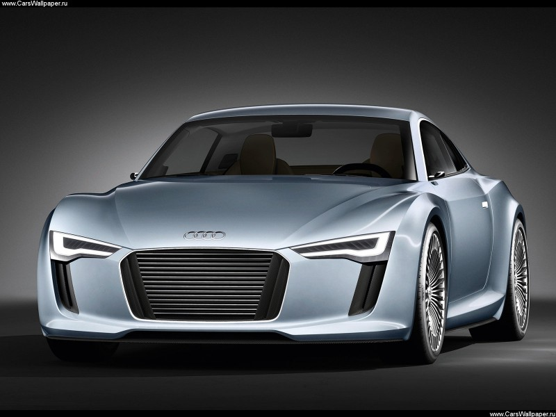 Audi e-tron стал легче и компактнее