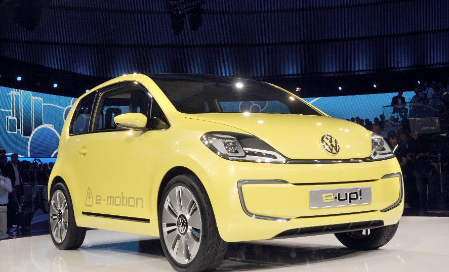 E-Up и L1 от Volkswagen