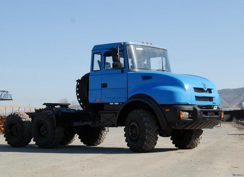 «Урал» представит четыре новых грузовика