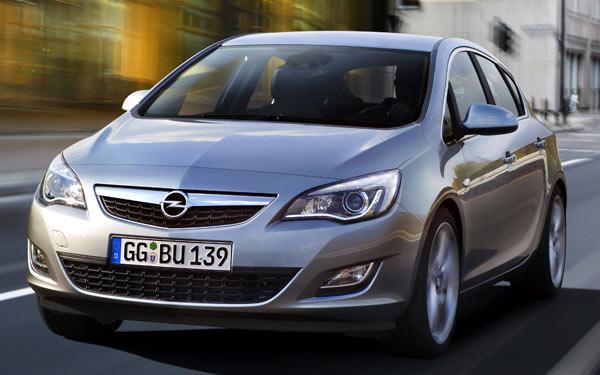 Дебют новой Opel Astra