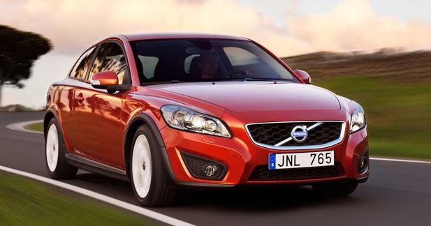 Новый Volvo C30