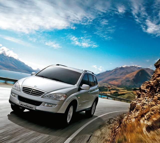 Renault приобретет SsangYong