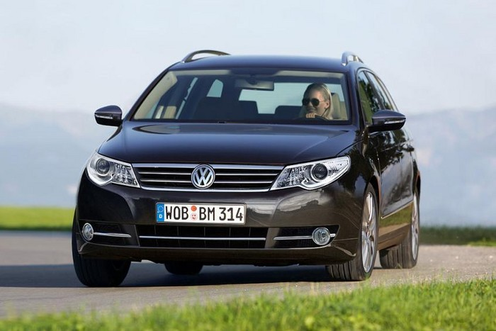 Новый volkswagen passat b7