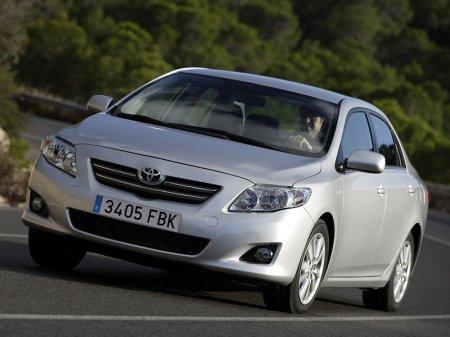 Toyota стала лидером мирового автопрома