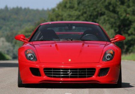 Компания Ferrari показала новый суперкар FF