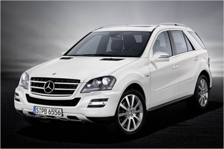Mercedes-Benz ML-класса New