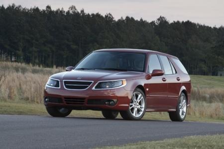 Новый универсал Saab 9-5 SportCombi