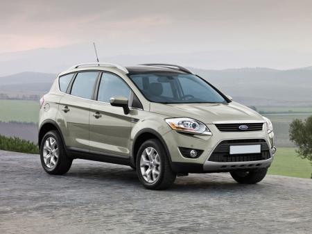 Ford готовит новое поколение Kuga