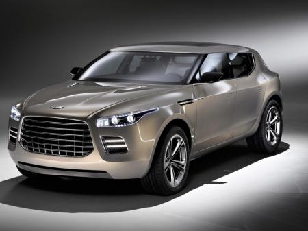 Aston Martin планирует поставлять внедорожники Lagonda в Россию