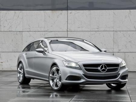 Mercedes-Benz A-класса выйдет в продажу в кузове shooting brake
