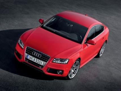 Audi превратила купе A5 в «розеточный» гибрид