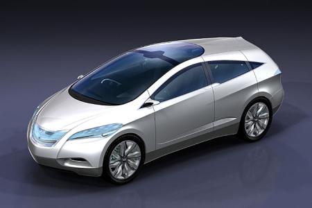 Седан Blue2 показал новый дизайн бренда Hyundai