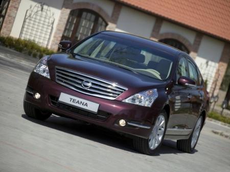 В Сеуле дебютировал «южнокорейский Nissan Teana»