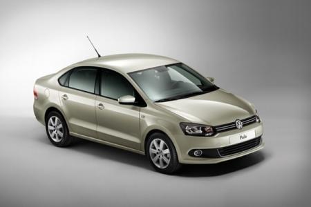 Polo Sedan возглавил рейтинг российских продаж VW