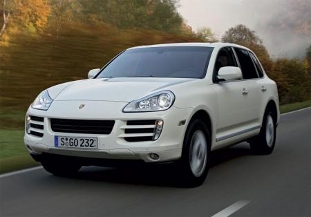 Porsche Cayenne Diesel сделали мощнее и экономичнее
