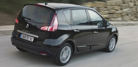 Renault начал продажи нового Scenic