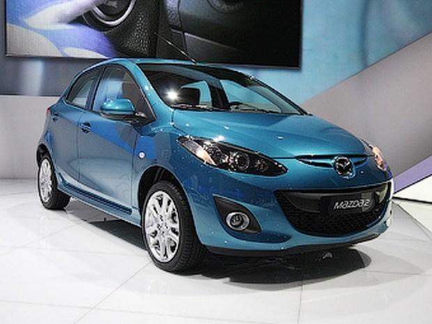 Mazda оснастил «двойку» сверхэкономичным мотором SkyActiv