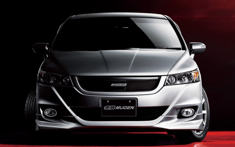 Mugen наделит компактвэн Honda Jazz силой спорткара