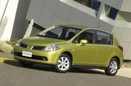 Nissan огласил стоимость нового Tiida