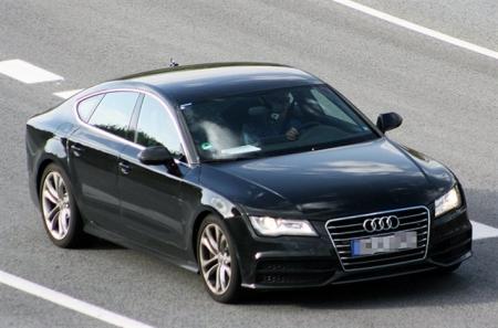 Audi S7 «созреет» к осени