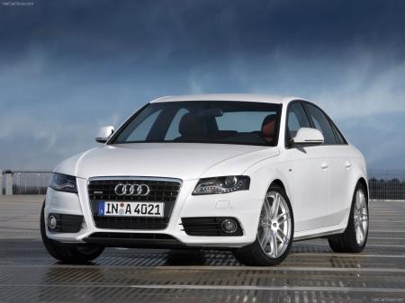 У Audi A4 в Китае появится тезка
