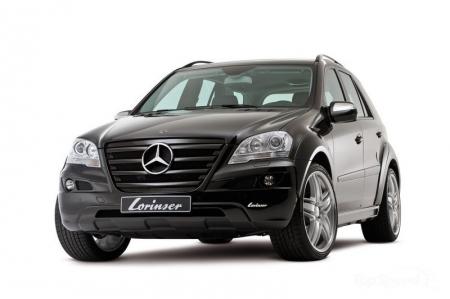Mercedes-Benz поведал новые детали о кроссовере M-класса