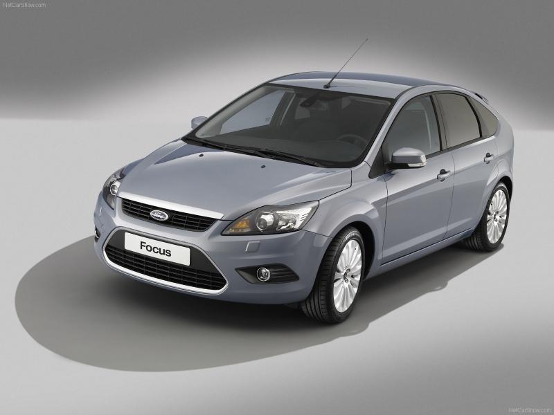 Ford Focus III встал на российский конвейе