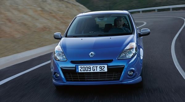 Renault отказался от Clio GT