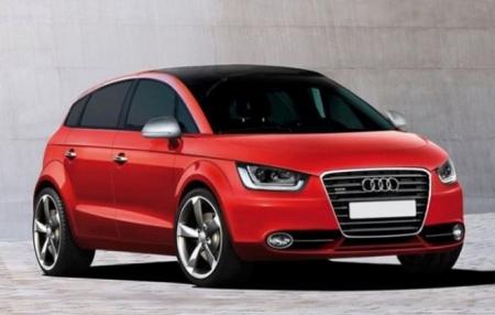 Audi покажет во Франкфурте уникальный городской концепт