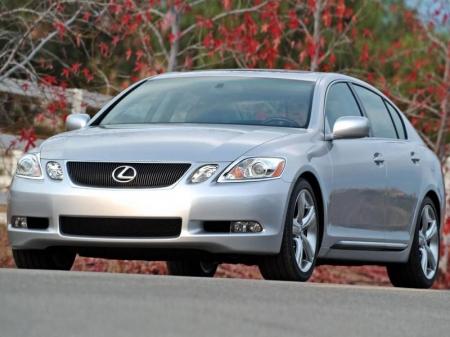 Lexus представил новое поколение GS