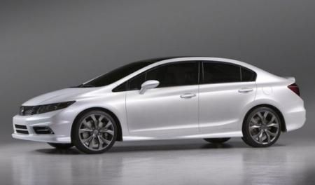Honda установит на Civic New новый дизель