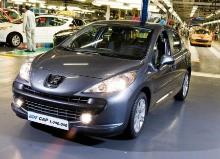 Конвейеры Peugeot Citroen остановились