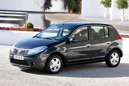 Микро-гибриды Dacia появятся в следующем году