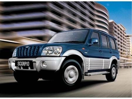 Компания Mahindra анонсировала выпуск нового внедорожника