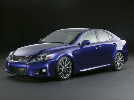 Lexus привезет на Токийский автосалон спортивный седан LS