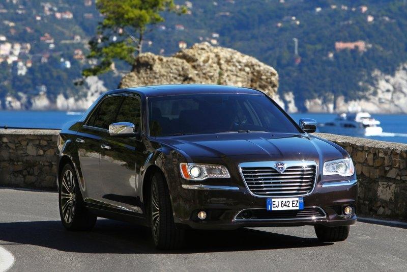 Lancia начала продажи седана класса «люкс»
