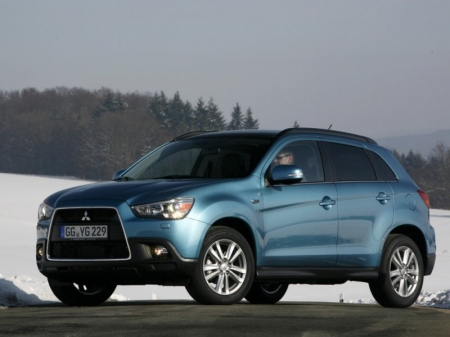 Peugeot построил на базе Mitsubishi ASX собственный кроссовер