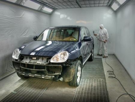 Центр кузовного ремонта АвтоМакси