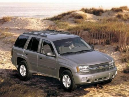 Chevrolet TrailBlazer возвращается
