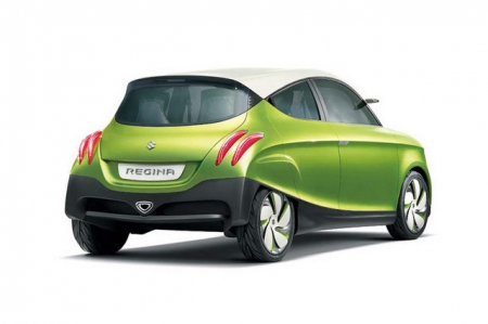 Suzuki Regina: малолитражка в юбке