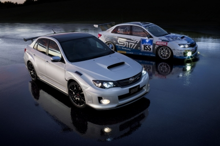 Subaru Impreza – быстро и эксклюзивно