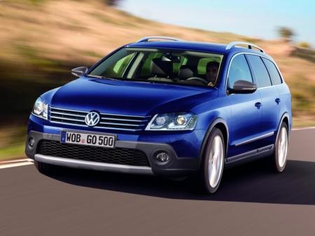 Volkswagen Passat Alltrack к Вашему вниманию