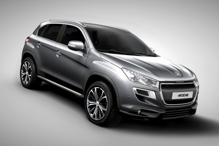 Peugeot 4008 приедет в Женеву