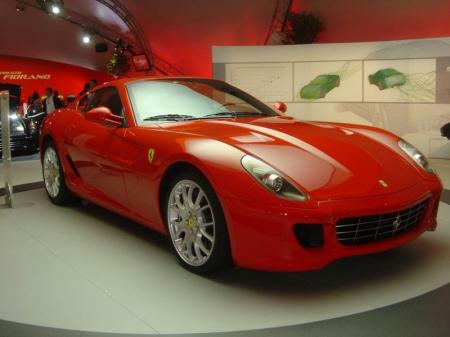 Опубликованы подробности о новом Ferrari 599 GTB Fiorano