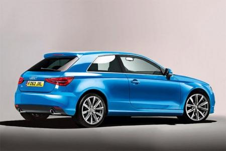 Шпионы добыли информацию об Audi A3