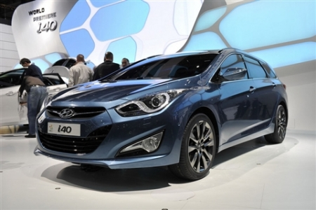Анонс Hyundai i40