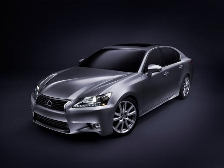 Показан новый Lexus GS 2013