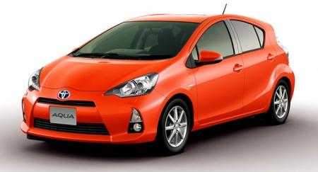 Самый экономичный автомобиль представит Toyota