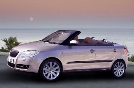 Открытый Audi А1