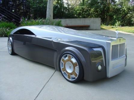 Rolls-Royce Apparition волнует